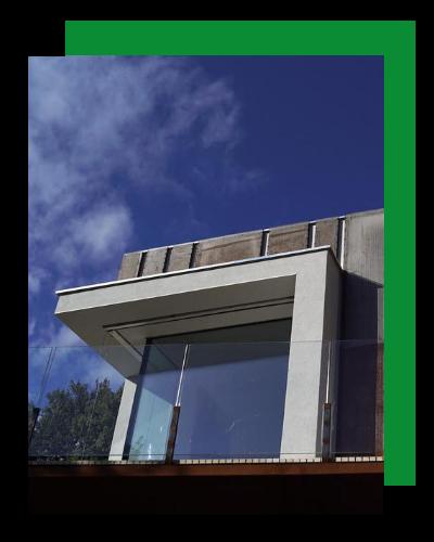 Wooden Houses_villa_dettaglio vetrata
